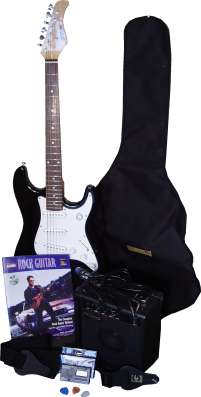 Electric Guitar Packages From Music Shop Direct