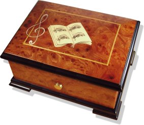 36 Note Music Box CMB22