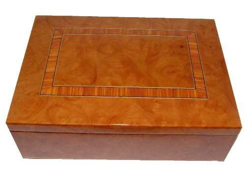 Inlaid Musical Jewellery Box MJBSM/7C