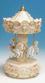 Music Box Carousel 14059