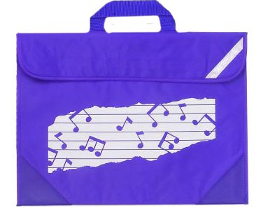 Barnes and Mullins Music Bags MP1011P