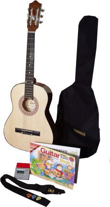 3/4 Size Classical Guitar Package