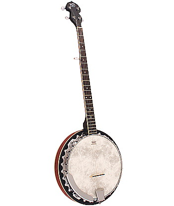 Barnes and Mullins 5 String Banjo BJ300