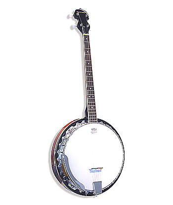 Barnes and Mullins Tenor Banjo - 4 String Banjo BJ304