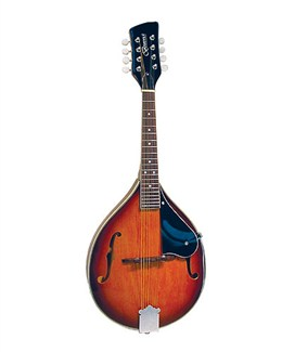 Brunswick Arch Top Mandolin Amber Burst MM500TS