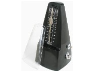 Budget Metronome available in Mahogany