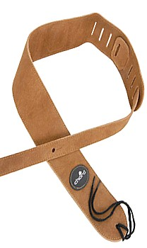 Chord Leather Guitar Strap