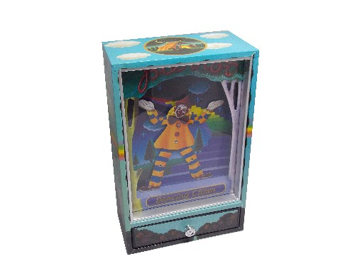 clown musical theatre box