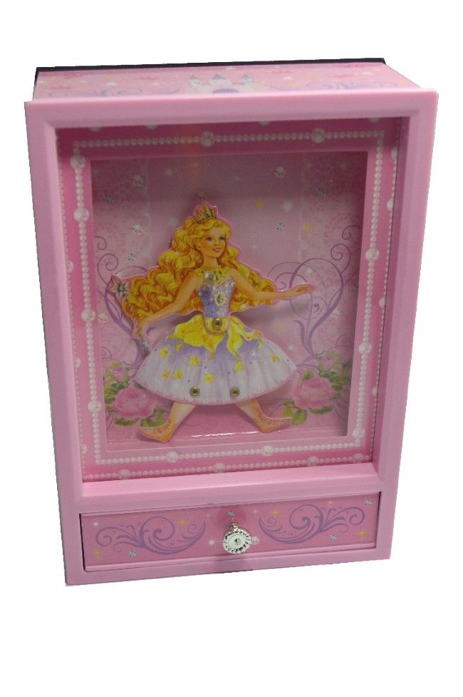 dancing princess musical theatre box