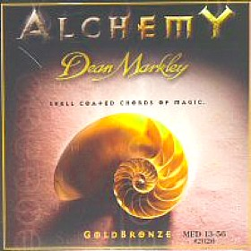 Dean Markley Alchemy Acoustic Guitar Strings