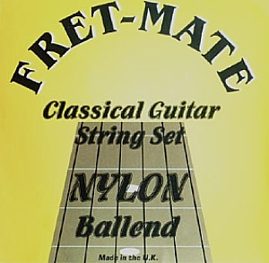 Fret Mate Nylon Ballend String Set