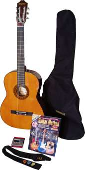 Full Size Classical Guitar Package