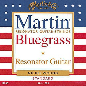 Martin Resonator Guitar Strings