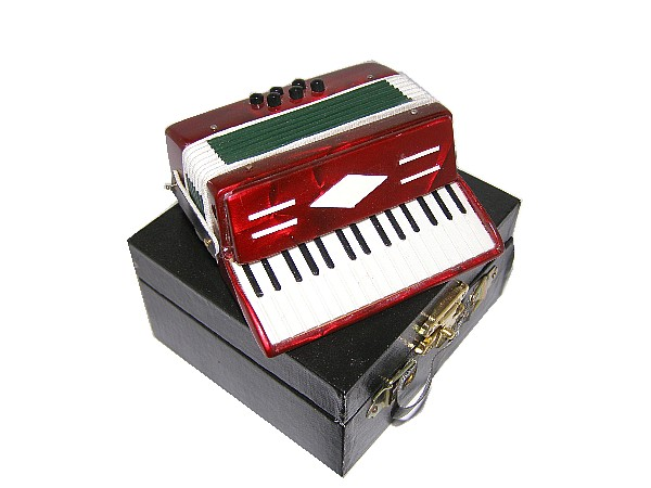 Miniature Accordion Mi12
