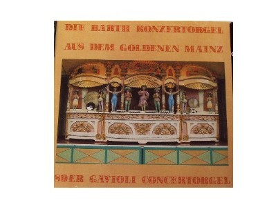 Music From A Gavioli Organ CD2052