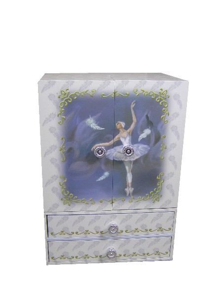Jewellery boxes & musical jewellery boxes From The Music Box Shop