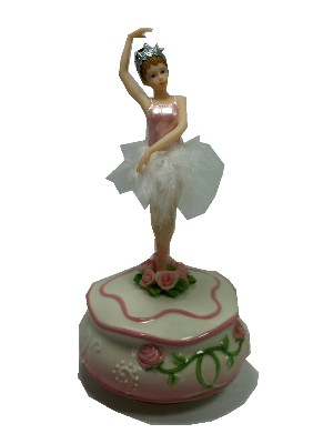 The Ballerina Musical Figurine 25082